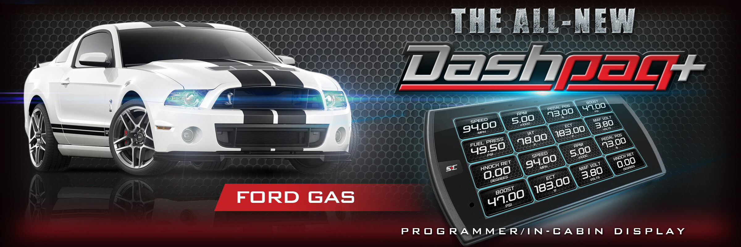 Add Horsepower and Torque to Your Ford Gas Vehicle with