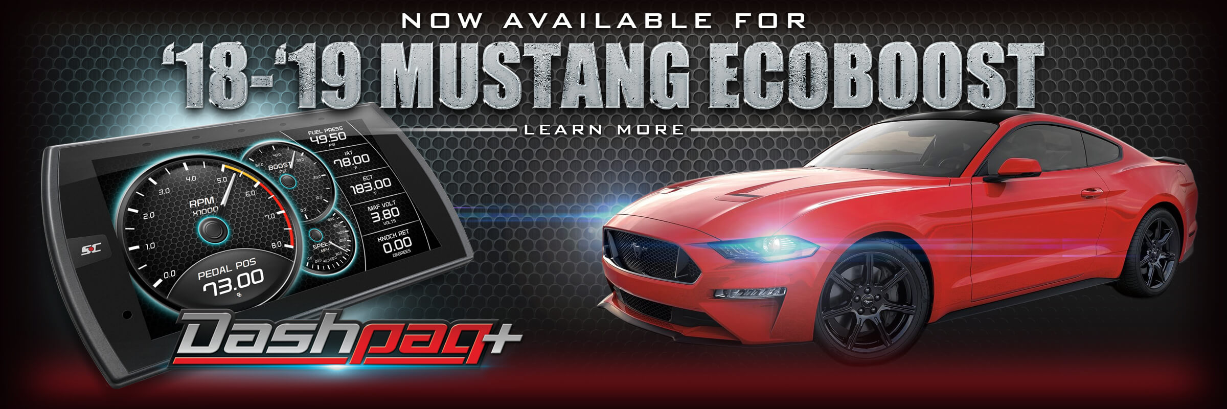 Mustang Ecoboost Tune >> Superchips 2018 2019 2 3l Mustang Ecoboost Tuning Now Available