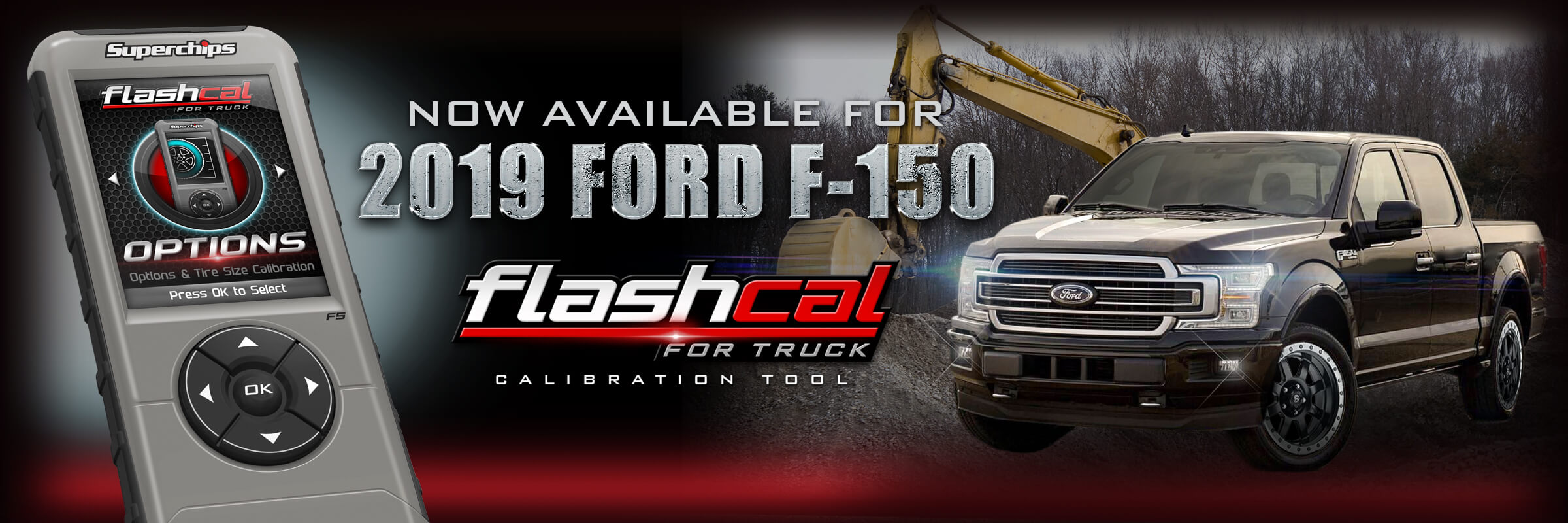 Flashcal for Ford 1545