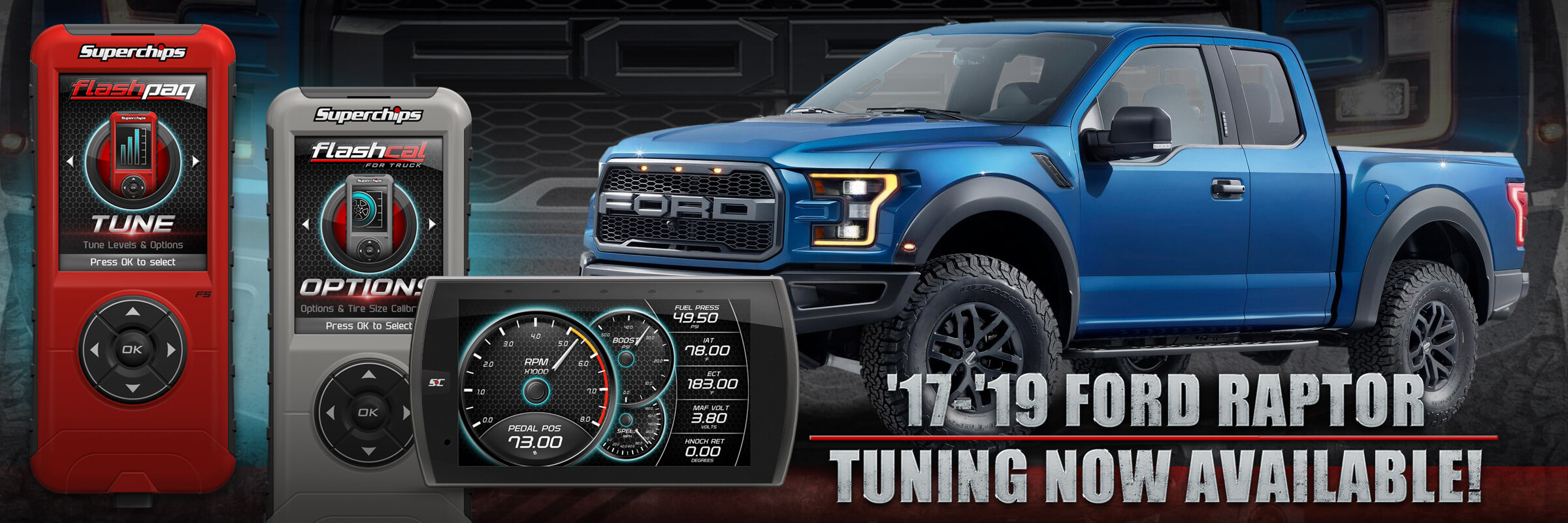 2017 2019 Ford Raptor F 150 3 5l Support Now Available Superchips