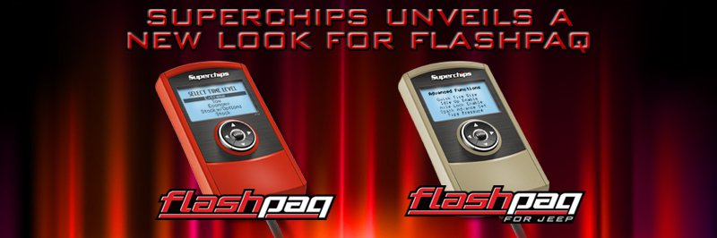 Superchips To Releases New F4 Flashpaq Design And Carb
