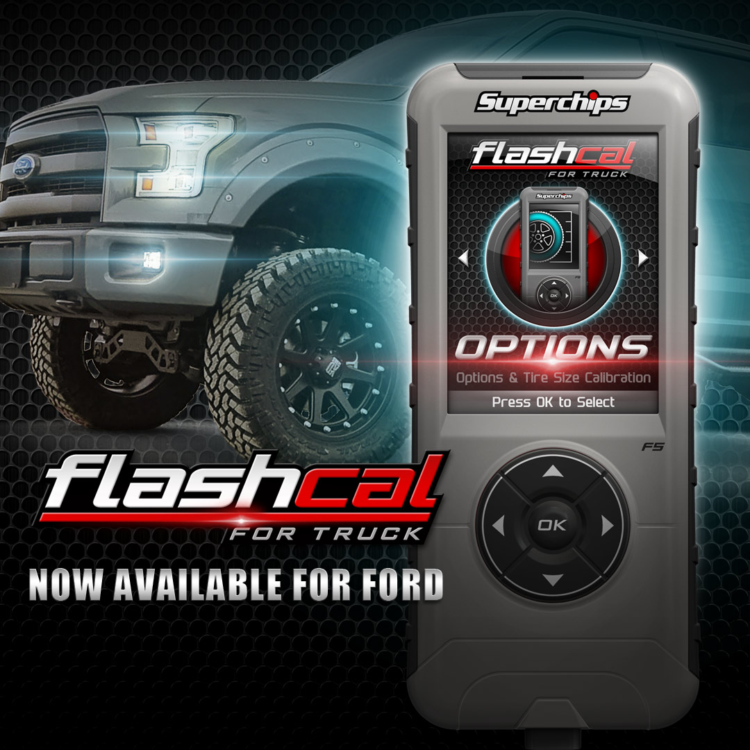 Flashcal for Truck: The Easiest Calibration Tool for