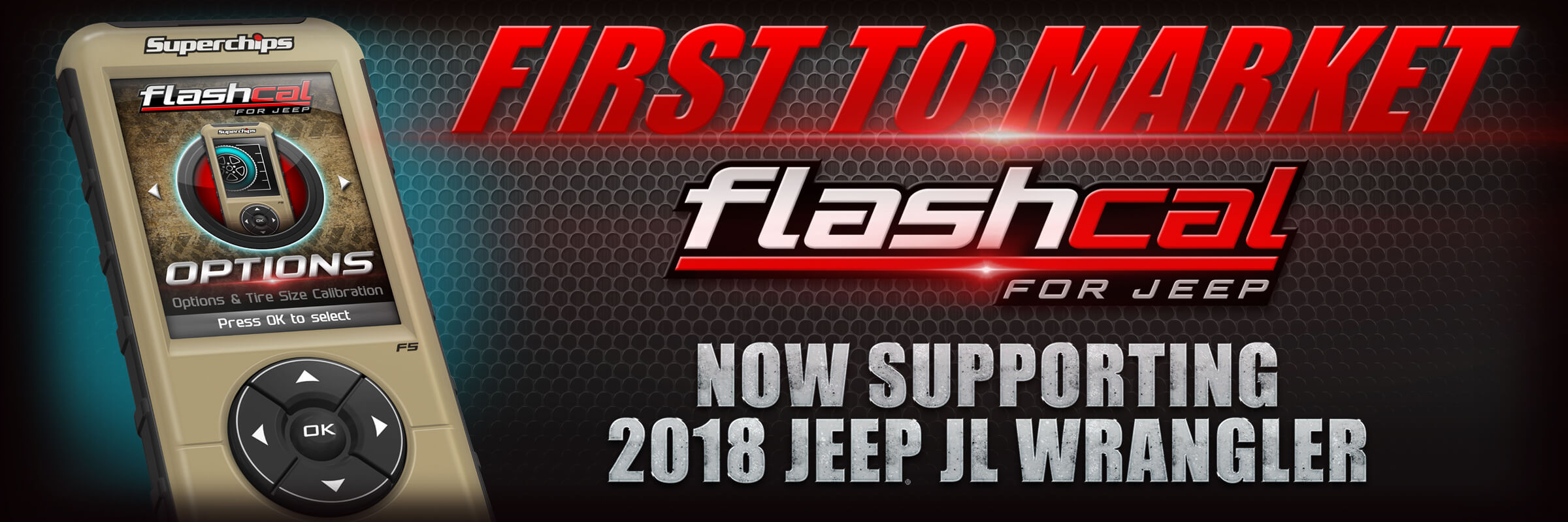 Superchips 2018 Jl Wrangler Flashcal Support Now Available Jeep Headlight Wiring Harness