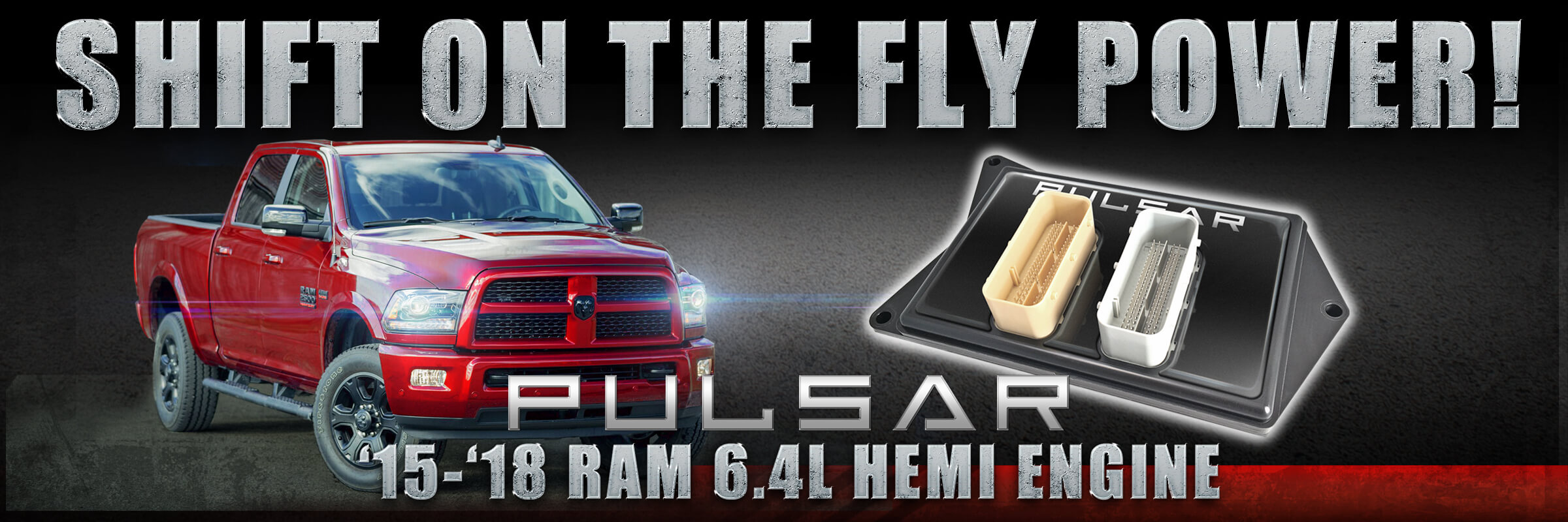 Tune Your 2015-UP RAM 1500 5 7L & 6 4L with Superchips