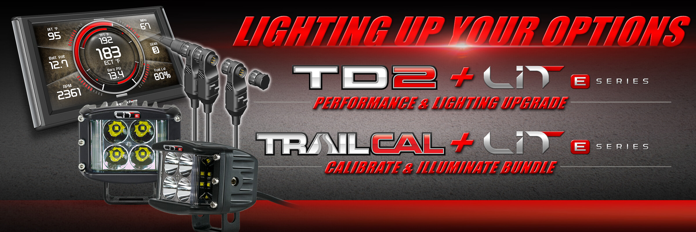 Jeep® Tuner + Intake + Exhaust for your JK Wrangler® by