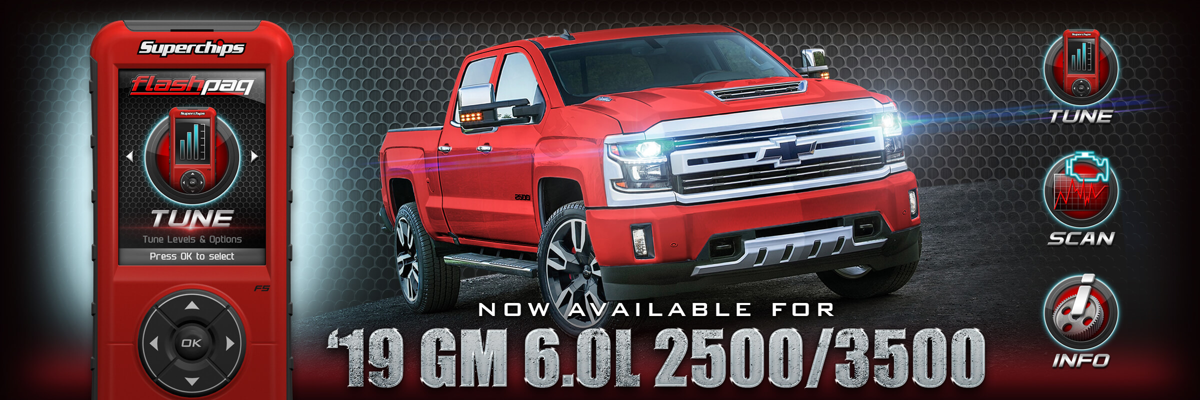 2019 6.0L GMC/Chevy Gas Tuning Now Available for 2500/3500 ...