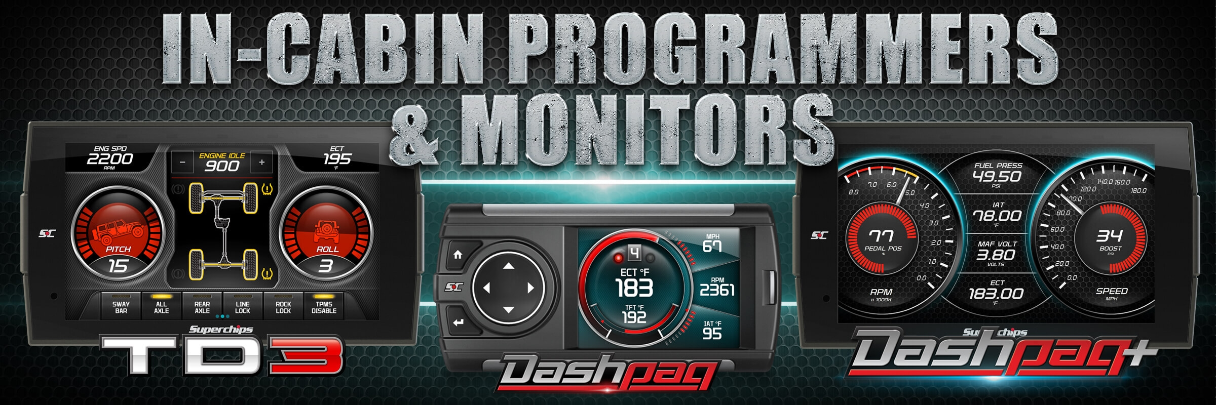 IN CAB PROGRAMMER & MONITOR