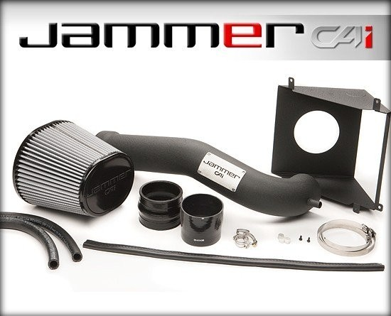 Jammer Cold-Air Intake Dry Filter Cold-Air Intake (CAI) GM Silverado/Sierra 09-13 V8-5.3