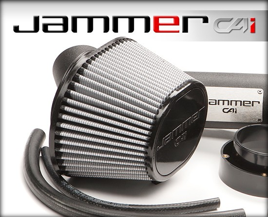 Ford F-150 11-14 5.0L Jammer Cold Air Intake - Dry Filter