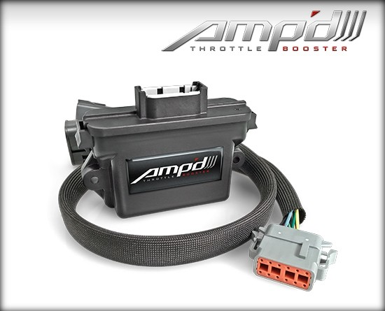 Amp'D Throttle Booster Kit with Power Switch for 2020 Jeep® Gladiator JT