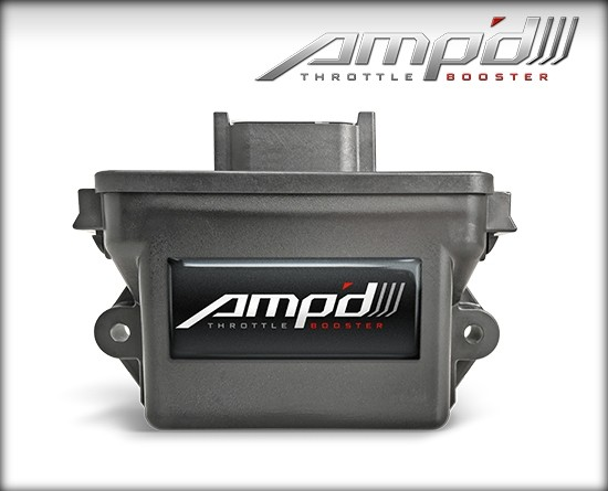 Amp'D Throttle Booster for 2018-2019 Jeep® Wrangler JL