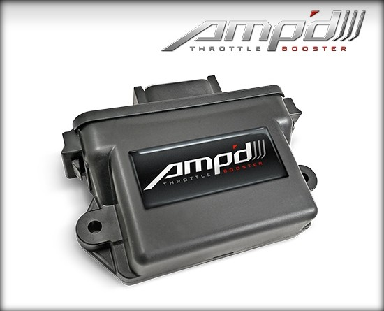 Amp'D Throttle Booster 2007-2017 Dodge/Ram 3.0 EcoDiesel, 5.9L & 6.7L Cummins Diesel