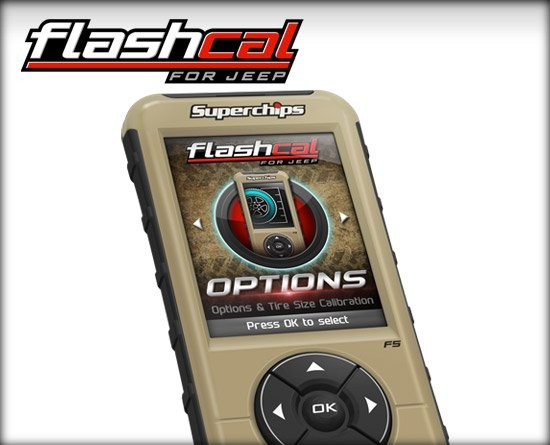 Flashcal for Jeep®