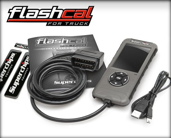 Ford Flashcal for Truck