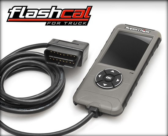 Ford Flashcal for Truck | Superchips
