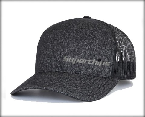 Superchips Charcoal Hat
