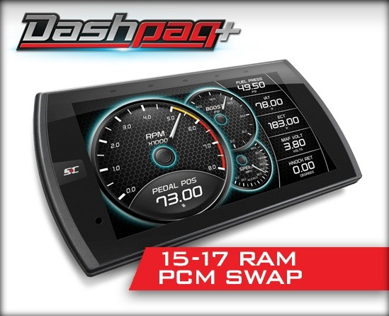 Dashpaq+ PCM Swap, Dodge Truck 2015-2017 (5.7)