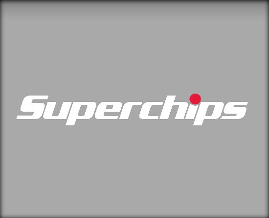 Superchips Windshield Decal