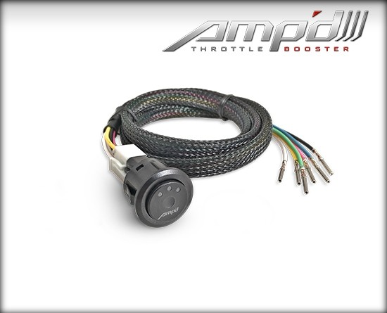 Amp'D Throttle Booster Power Switch