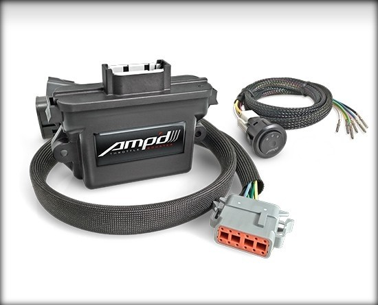 Amp'D Throttle Booster Kit with Power Switch 2019+ GMC/Chevrolet Gas Trucks