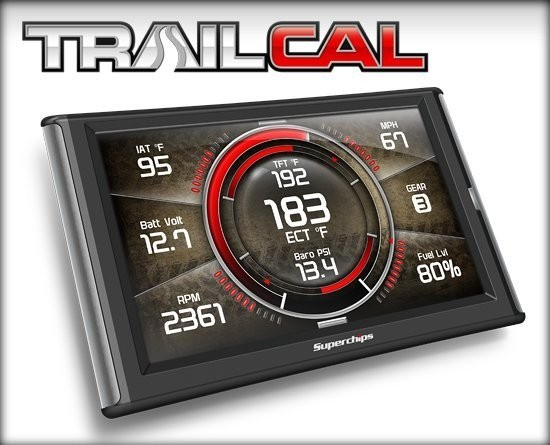TrailCal for Jeep® JL Wrangler®